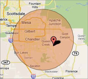 Chandler Heights Computer Repair Service on-site Virus Removal Service Area